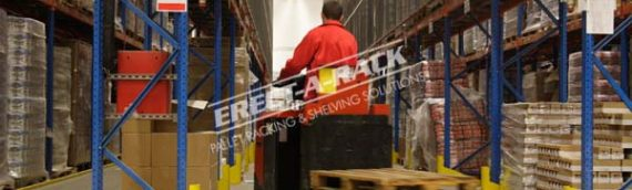 Top 5 Benefits of Selective Pallet Racking