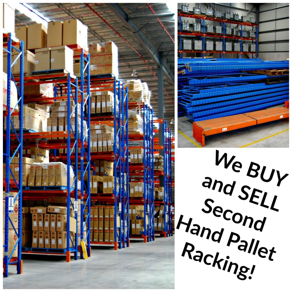 Selling Your Second Hand Pallet Racking