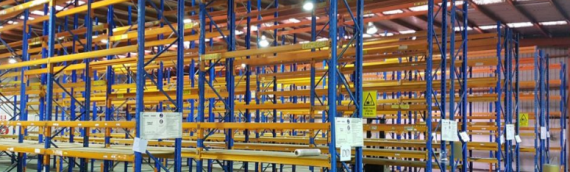 Benefits of Second Hand Pallet Racking