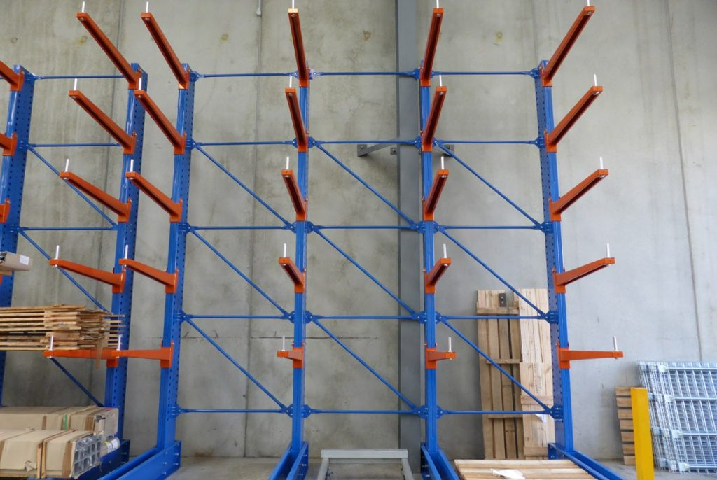 Erect-A-Rack Cantilever Racks