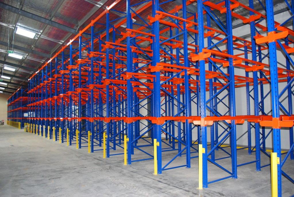 Drive In Racking System Designs