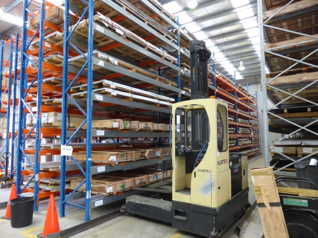 Narrow Aisle Racking Systems Melbourne