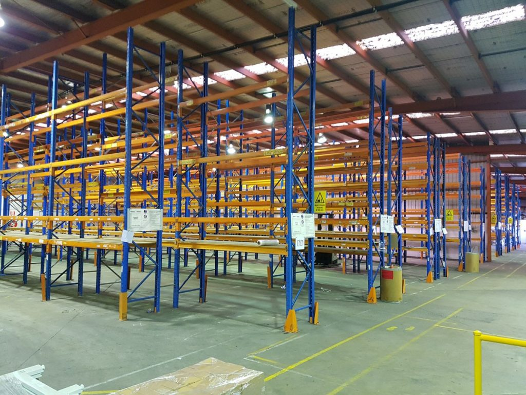 Second Hand Pallet Racking Perth