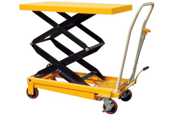 Materials Handling Scissor Lift Table