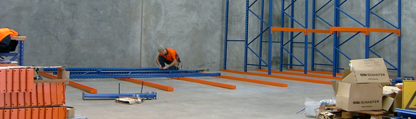 Pallet Racking Installation In Australia Erect A Rack