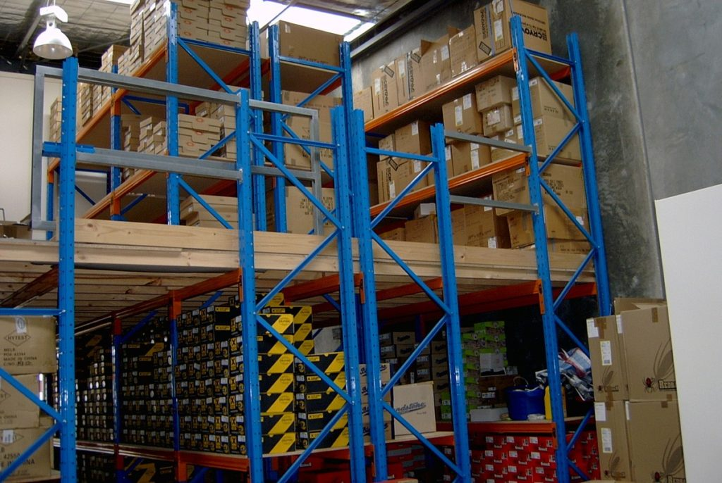 Used Mezzanine Floors Melbourne