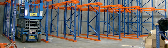 Pallet Racking Relocations