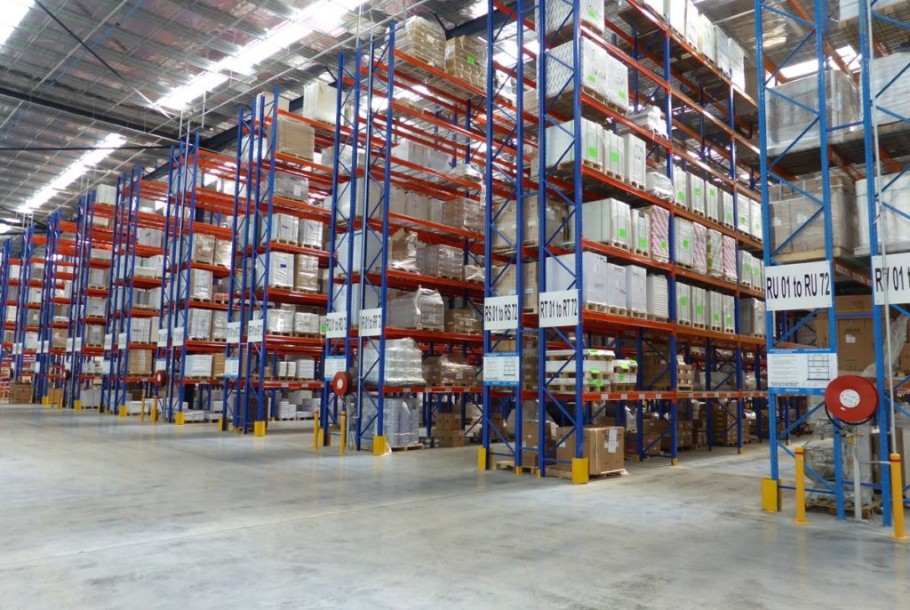 Pallet Racking Safety Perth
