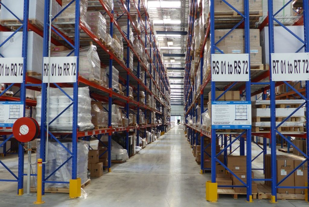 Warehouse Racking Safety Standards Perth