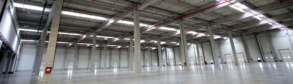 Warehouse Storage 3D Design Services