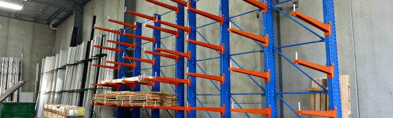 What is Cantilever Pallet Racking?