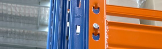 What is SafetyLock Pallet Racking
