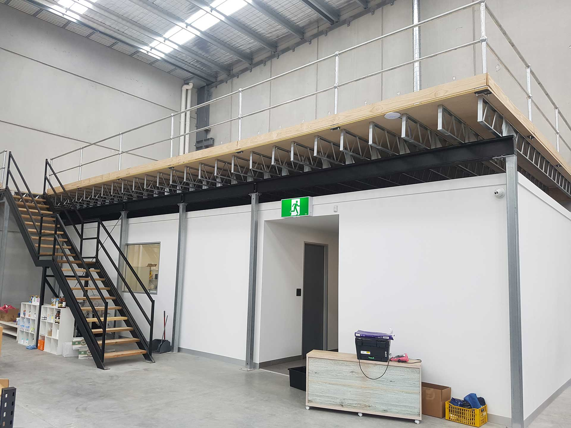 Clearspan Mezzanine Floors