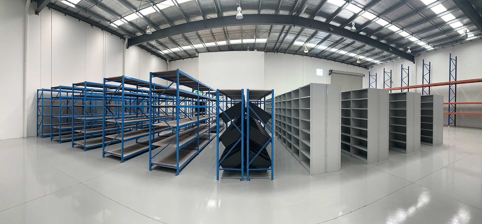 Highly Durable Industrial Shelving Units in Melbourne