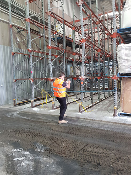 Pallet Racking Installation in Australia