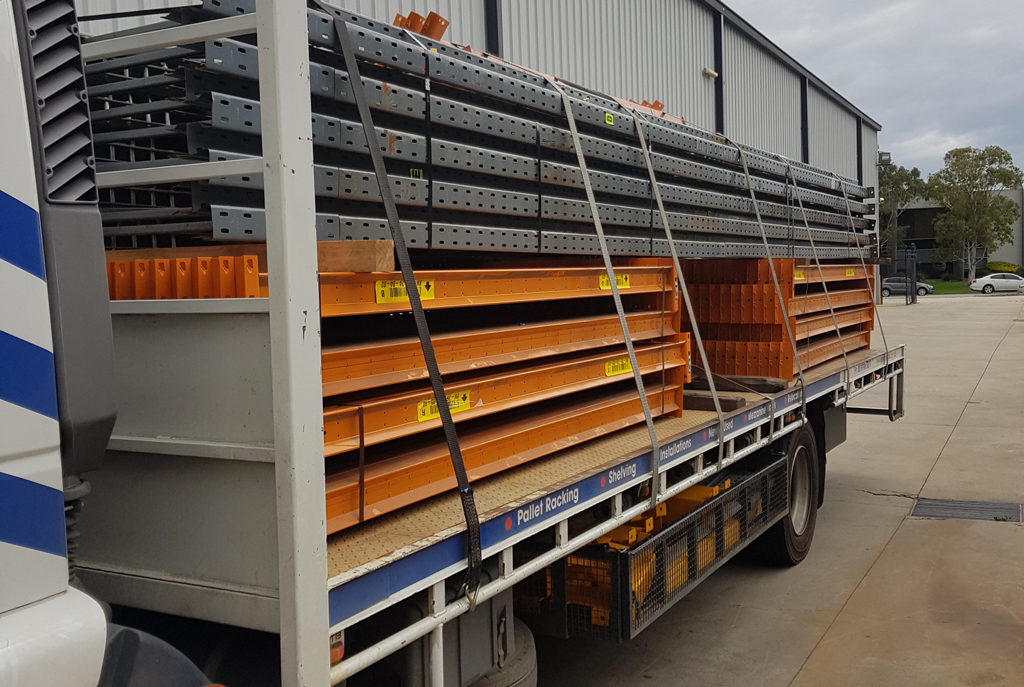 Pallet Racking Delivery Services